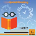Speed reading in IELTS