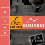 Chủ đề kinh tế trong IELTS listening