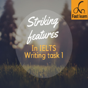 số liệu nào cần mô tả trong biểu đồ của ielts writing task 1