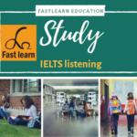 Chủ đề học tập trong IELTS listening
