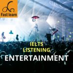 listening about Entertainment