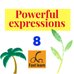 powerful expressions 8