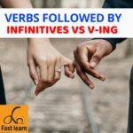 Động từ theo sau bởi infinitive và v-ing
